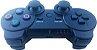 Controle Ps3 Joystick Sem Fio Bluetooth Dualshock 3 + Cabo Usb para videogame playstation3 - Imagem 10