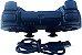 Controle Ps3 Joystick Sem Fio Bluetooth Dualshock 3 + Cabo Usb para videogame playstation3 - Imagem 8