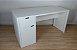 Mesa Escrivaninha com 1 Gaveta e Armário 150x60x80 | em MDF | TreeMobili - Imagem 2
