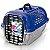 Transporte Plastpet Panther 2 Azul 419 - Imagem 1