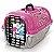 Transporte Plastpet Panther 3 Rosa 424 - Imagem 1
