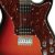 Guitarra Tagima T-850 / Telecaster / Sunburst / 2 Humbucker / Série Brasil Handmade - Imagem 5