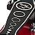 Pedal de Bumbo Odery Privilege P-902PR com Corrente Dupla - Imagem 5