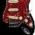 Guitarra Tagima Woodstock TG-530 / Stratocaster/ Preto / 3 Single Coil / Série Woodstock - Imagem 6