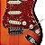 Guitarra Tagima Woodstock TG-530 / Stratocaster/ Sunburst / 3 Single Coil / Série Woodstock - Imagem 4
