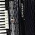 Acordeon Cadenza CD80/37 / 80 Baixos / Preto / Acompanha case - Imagem 6