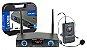 Microfone s/ Fio Karsect KRD-200SH Auricular Simples - Imagem 1