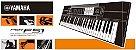 Teclado  Yamaha PSR-F51BRA 5/8 + Capa + Suporte Stay X - Start - Imagem 4