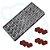 Forma Molde Para Doces Bombons De Chocolate - Imagem 1