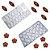 Kit 2 Formas Moldes Confeitaria Chocolate Bombom Cacau Flor - Imagem 2