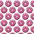 "Papel de Parede Adesivo ""Sugar Donuts"" - Imagem 1"