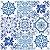 Adesivo Azulejo Bragança - kit 18pçs - Imagem 2