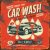 "Placa Decorativa ""Car Wash"" - Imagem 2"