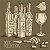 "Placa Decorativa ""Wine Collection"" - Imagem 2"
