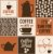 Adesivo Azulejo Coffee - kit 18pçs - Imagem 3