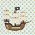 """Placas Decorativas """"Piratas"""" - Imagem 4"""