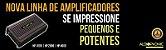AMPLIFICADOR MINI DIGITAL 4 CANAIS HP 4000 - Imagem 2