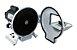 """Recortador de gesso 1/2 CV com disco 10"""" irrigação automática - Protécni - Imagem 4"""