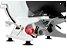 """Recortador de gesso 1/2 CV com disco diamantado 10"""" irrigação automática - Protécni - Imagem 2"""