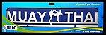 Porta Medalhas Muay Thai Masculino - Imagem 3