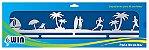 Porta Medalhas Corrida  - Corrida na Praia - Imagem 3
