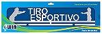 Porta Medalhas Tiro Esportivo Feminino - Imagem 3
