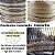 Fita fibra de junco sintético vime de 10 mm rolo com 500 metros para cadeira e artesanato - Imagem 5