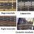 Fita de junco sintético de 10 mm rolo com 500 metros cor Caramelo - Imagem 8