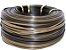 Fita meia cana 5mm de junco Vime  Rattan sintético para cadeiras e artesanato 500 metros Castanho Mesclado - Imagem 1