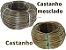 Fio cordão de junco vime rattan sintético de 3mm rolo com 500 metros - Imagem 5