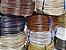 Fio cordão de junco vime rattan sintético de 3mm rolo com 500 metros - Imagem 1