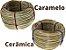 Fio cordão de junco vime rattan sintético de 3mm rolo com 500 metros - Imagem 4