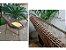 Fio cordão de junco vime rattan sintético de 3mm 500 metros Cerâmica - Imagem 4