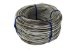 Fio cordão de junco vime rattan sintético de 3mm 500 metros Cappuccino - Imagem 1