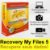 Recover My Files v5 PRO - Recuperação de Dados - Imagem 1