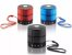 Mini Caixinha Som Portátil Bluetooth Mp3 Fm Sd Usb Hi - Imagem 1