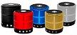 Mini Caixinha Som Portátil Bluetooth Mp3 Fm Sd Usb Hi - Imagem 3