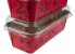 Forma Bolo Inglês Plumpy Tam. G c/ TAMPA - Vermelho - 10UN - R$ 4,57 Unitário - Imagem 2