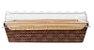 Forma Bolo Inglês com Abas c/ TAMPA -  Forneavél - Decorada 250g  - 10UN - R$ 2,40 - Unitário - Imagem 4