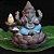 Incensário Cascata Ganesha Baby Azul - Imagem 1