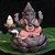 Incensário Cascata Ganesha Baby Vermelho - Imagem 1