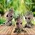 Trio Baby Groot - Guardiões Da Galáxia - Imagem 1