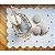 Almofada Galletita Dune White 25 x 25 cm - Imagem 2