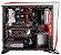 Gabinete Corsair Spec Alpha Edition Branco/Vermelho sem Fonte CC-9011083-WW - Imagem 2
