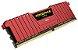 Memória Corsair Vengeance LPX 4GB 2400Mhz DDR4 Red - CMK4GX4M1A2400C14R - Imagem 2