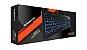 Teclado Gamer Steelseries Apex 100 LED Azul - 64435 - Imagem 1