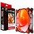 Ventilador Cougar Gaming CFD 140mm LED VERMELHO - Imagem 1