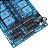 Módulo Relé 12V 10A 16 canais com Optoacoplador - Imagem 4