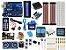 Kit Uno R3 Intermediário Automação Com Brinde - Arduino compatível - Imagem 1