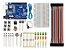 Kit Uno SMD Básico Iniciante Baseado No Arduino Ide C/ 80 PEÇAS - Imagem 1